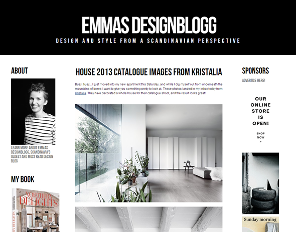 emma's design blogg