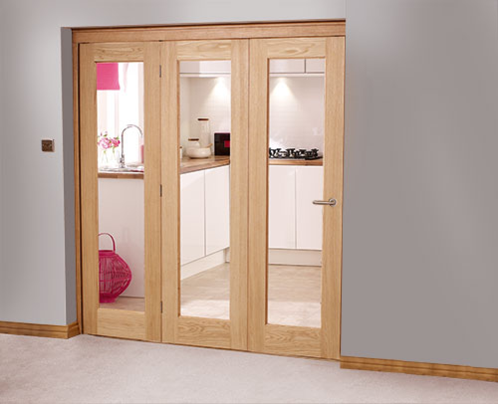 Genial Oak Roomfold Internal Doors