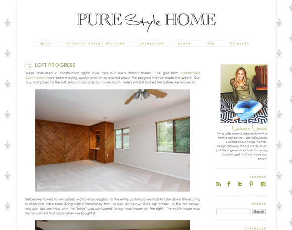 pure style home