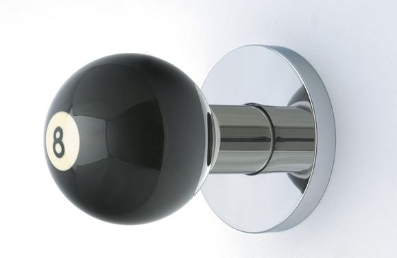 Beau 8 Ball Door Knob