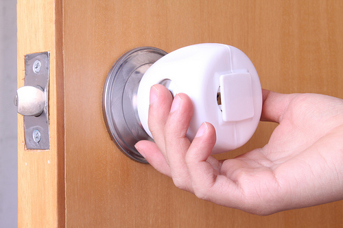 Child Proofing Doors Safety In The Home Vibrant Doors Blog