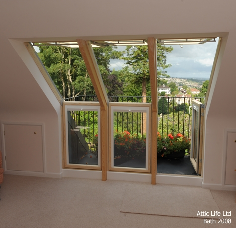 Loft Conversion Design Inspiration Vibrant Doors Blog