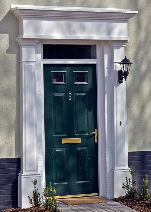 The Best Front Door Surrounds Vibrant Doors Blog