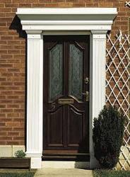 Georgian door surround & The Best Front Door Surrounds u2013 Vibrant Doors Blog pezcame.com