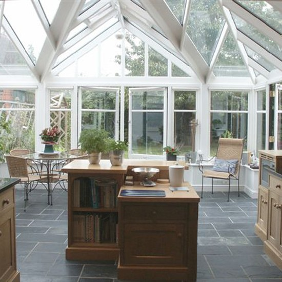 6 conservatory ideas to make your friends jealous for Building a kitchen extension ideas