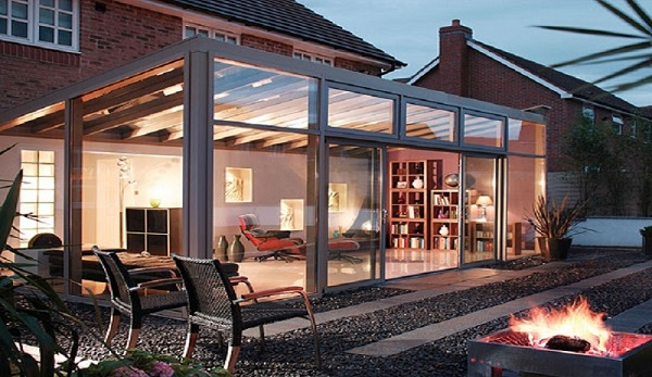 6 conservatory ideas to make your friends jealous for Garden room lean to