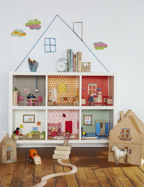 Dolls House Shelves