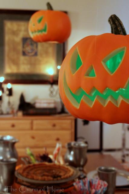 Pumpkin Glow Sticks