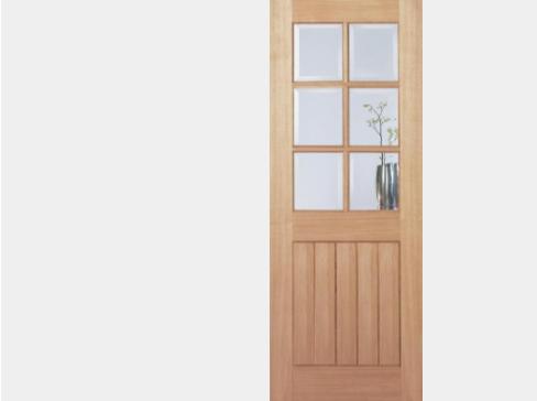 Internal Oak Door