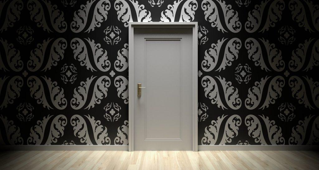 door-with-handle