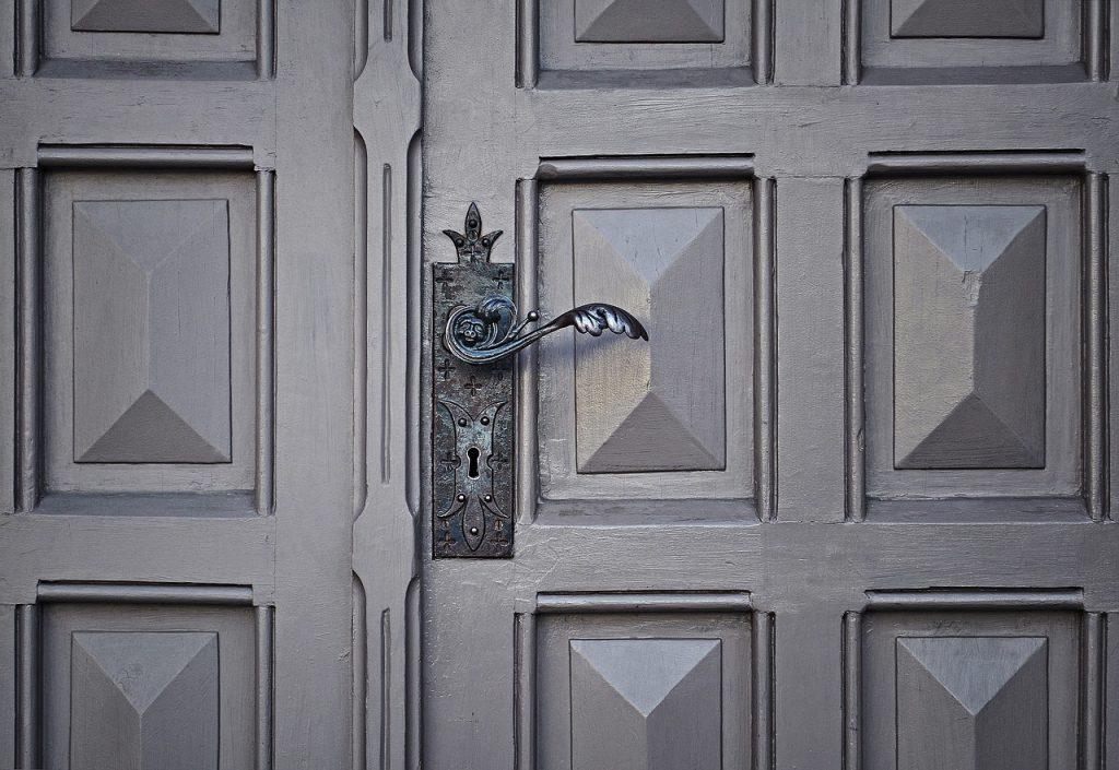 latch-door-handle