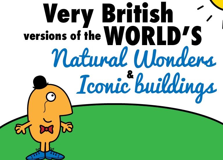 British Versions of World Wonders-Featured Image