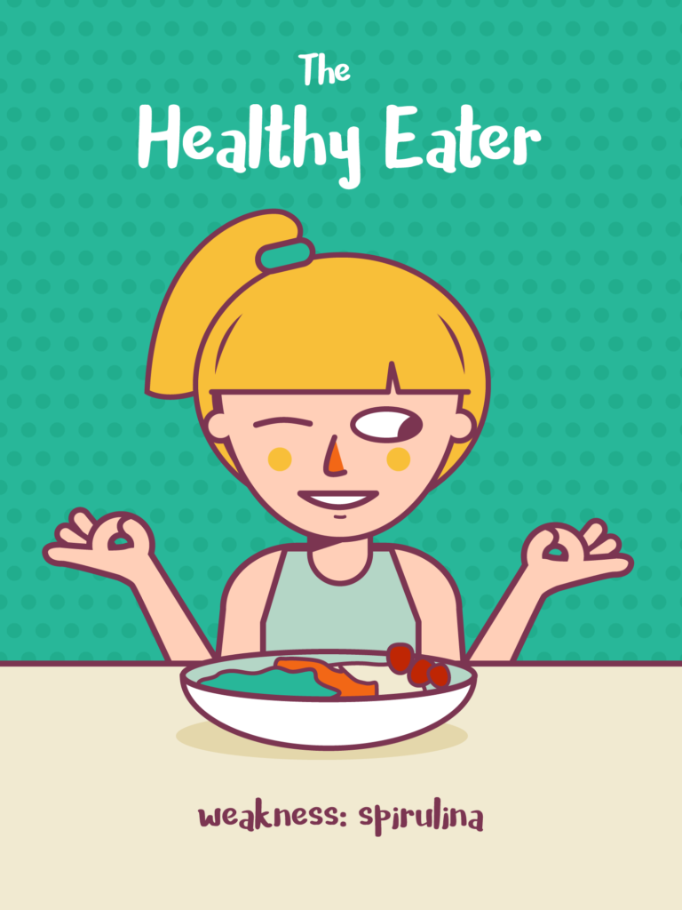 The Healthy Eater