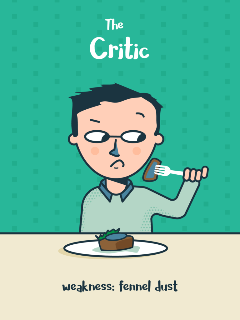 The Food Critic