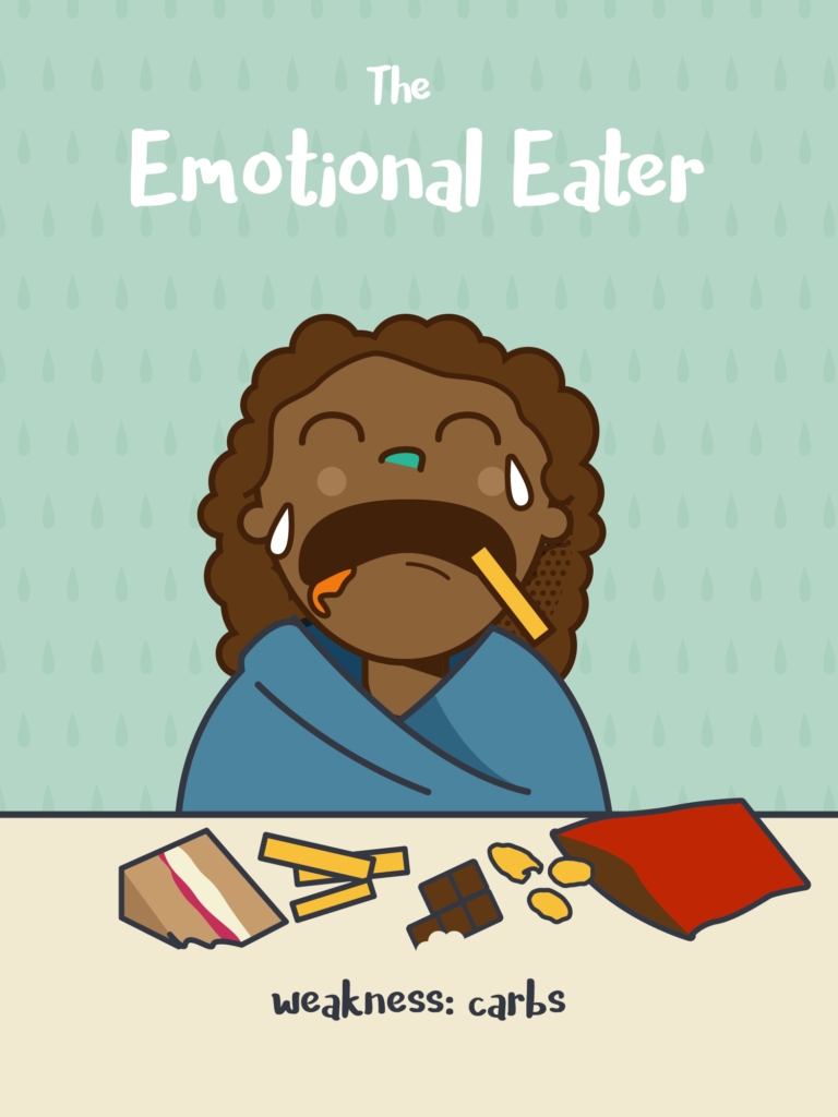The Emotional Eater