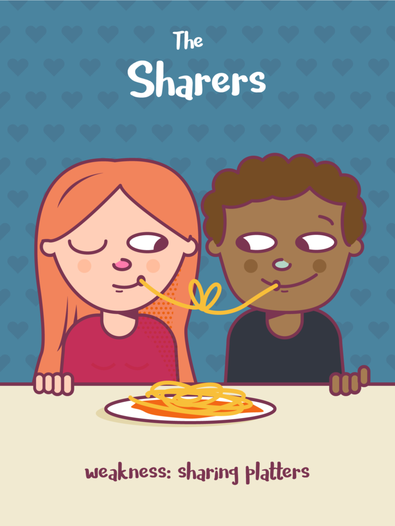 The Sharers