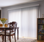 How To Dress Bifold Doors: Curtains Or Blinds? Image