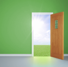 Energy Efficient Exterior Doors Image