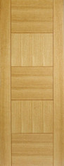 Quebec Oak Door - Prefinished