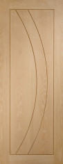 Salerno Oak Door - PREFINISHED