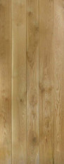Solid Oak Ledged Door