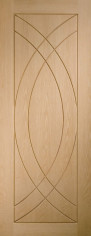 Treviso Oak Door - PREFINISHED