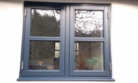 Flush Casement Windows Image