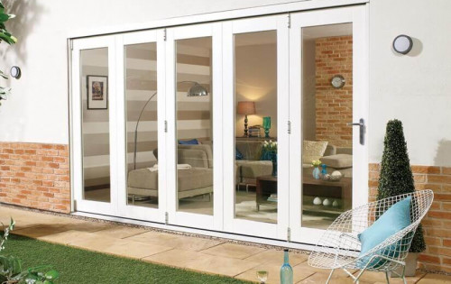 Bifold Doors: Folding Glass Patio Doors