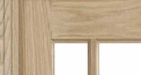 Internal French Door Sizing & Hardware Image