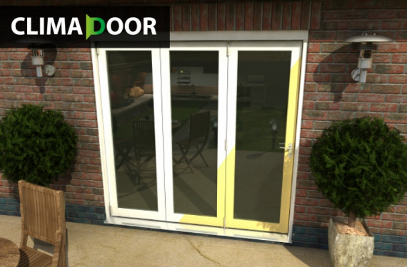 Climadoor Select 2100mm (7ft) Folding Door