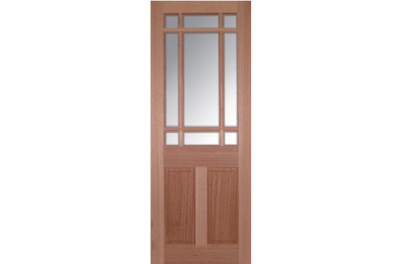 Downham Internal Hardwood Door
