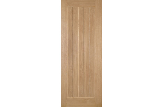 Ely Oak Door - Prefinished