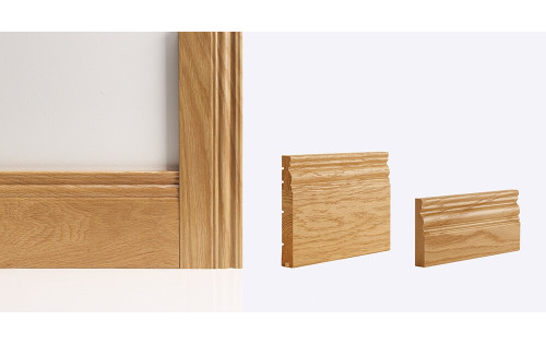 Georgian Door Lining, Skirting & Architrave - Prefinished