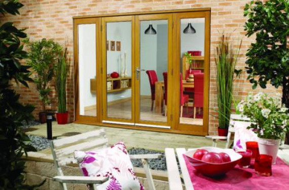 2700mm 9ft 1500 French Pair 2 X 600 Sidelights Lpd Nuvu Oak