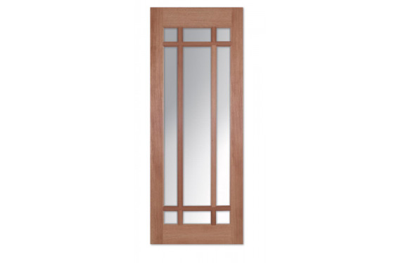 Lyon Internal Hardwood Door