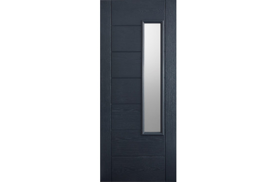 Newbury Grey Glazed Composite