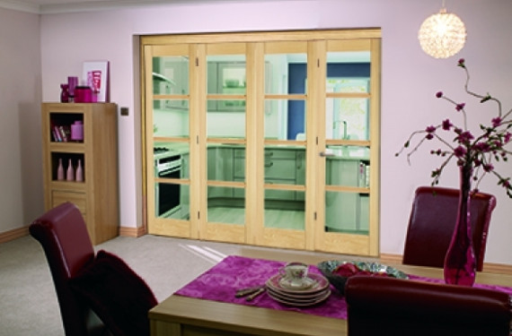 Oslo 4 Door Roomfold Deluxe (4 X 762mm Doors)