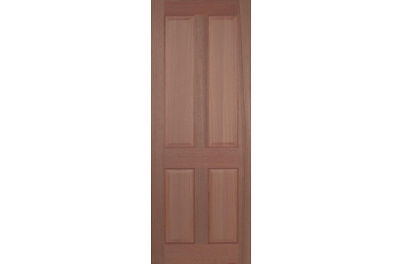 Regency 4P Hardwood Internal Door