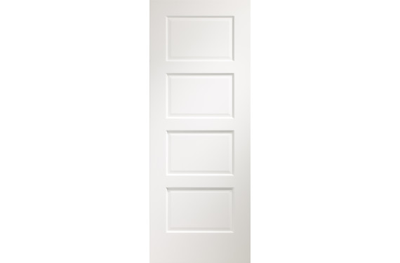 Severo White Door - PREFINISHED