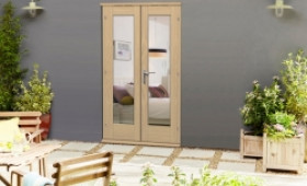 Elite 54mm oak french doors oak patio doors vibrant doors for 1500mm french doors
