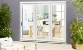Climadoor Select 2700mm (9ft) Folding Door Image