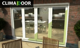 Climadoor Select 3000mm (10ft) Folding Door Image