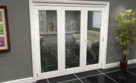 White P10 Roomfold Grande (2 + 1 X 686mm Doors) Image