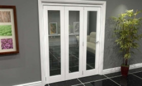 White P10 Roomfold Grande (3 + 0 X 533mm Doors) Image