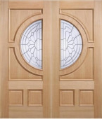 Empress Oak Door Pairs Image