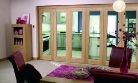 Glazed Oak - 6 Door System (5+1 X 2