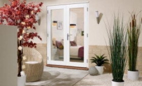 LPD Nuvu 1200mm (4ft) Patio Doors Image