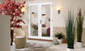 LPD Nuvu 1500mm (5ft) Patio Doors Image