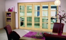Oslo 5 Door Roomfold Deluxe (5 X 686mm Doors) Image