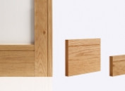 Shaker Door Lining Skirting & Architrave - Prefinished Image